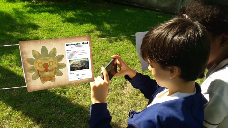 Exposição América Antiga para os Arqueólogos Mirins – MAST